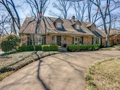 Single Family Home For Sale: 9650 Estate Lane
