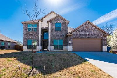 Seagoville Single Family Home Active Option Contract: 800 Eastgate