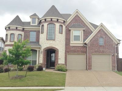 Irving Residential Lease For Lease: 1114 Sandy Shore Court