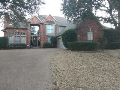 Flower Mound Single Family Home Active Option Contract: 3209 Chaucer Lane