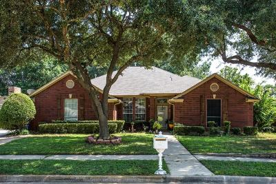 Flower Mound Single Family Home For Sale: 2645 Surrey Woods Road