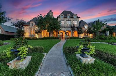 Colleyville TX Single Family Home For Sale: $1,549,000