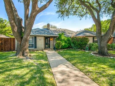Richardson Single Family Home For Sale: 415 Fieldwood Drive