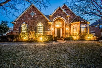 Southlake Single Family Home Active Option Contract: 805 Gateshead Court