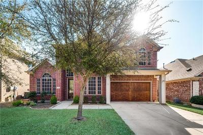 Denton Single Family Home For Sale: 4117 Darien Place