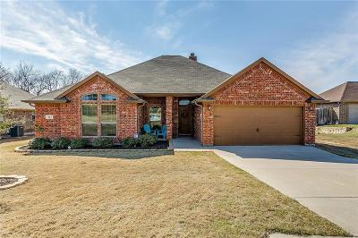 Weatherford Single Family Home For Sale: 213 Emilie Court