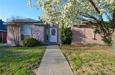 Wylie Single Family Home For Sale: 406 Vicki Lane
