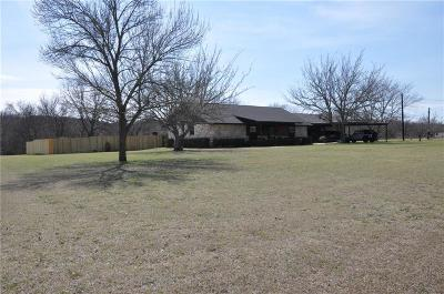 Azle Single Family Home For Sale: 6081 Timber Trail
