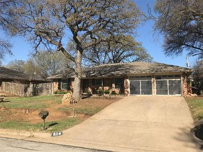 Burleson Single Family Home For Sale: 224 Betty L Lane
