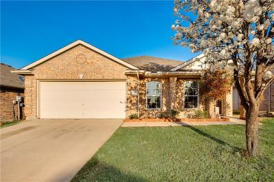 Aubrey Single Family Home For Sale: 1050 Warbler