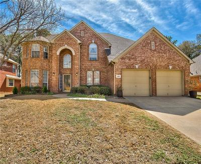 Flower Mound Single Family Home For Sale: 3501 Piney Point Drive