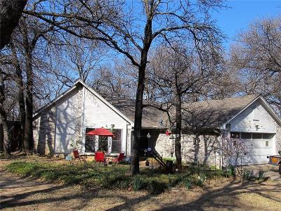Azle Single Family Home Active Option Contract: 413 Greenleaf Drive