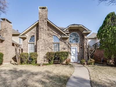 Coppell Single Family Home For Sale: 540 Lake Forest Drive