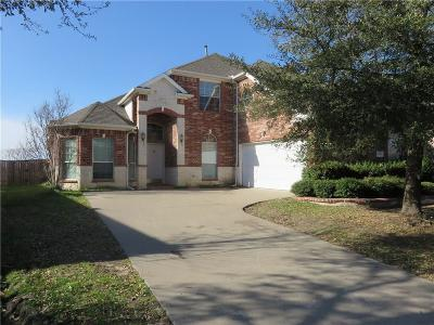 Rowlett Single Family Home For Sale: 8409 Lighthouse Drive