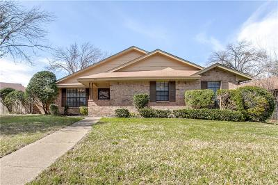 Richardson Single Family Home For Sale: 1811 Serenade Lane