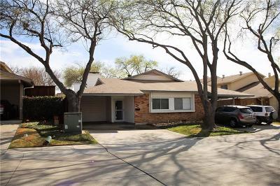 Carrollton Townhouse For Sale: 2650 Via La Paloma