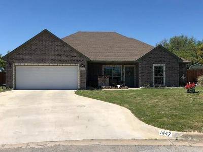 Stephenville Single Family Home For Sale: 1447 Harpers Mill Road