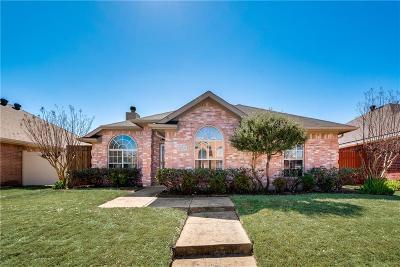 Mesquite Single Family Home For Sale: 2621 Spring Rain Drive