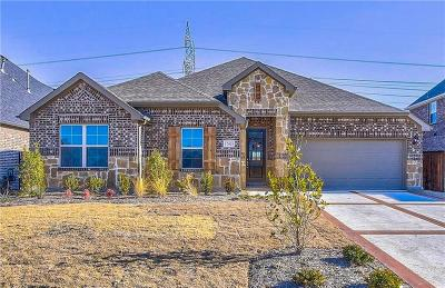 Wylie Single Family Home For Sale: 1701 Port Millstone Trail