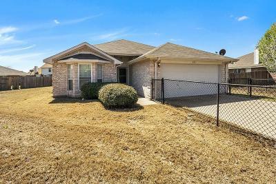 Terrell Single Family Home For Sale: 112 Roosevelt Court