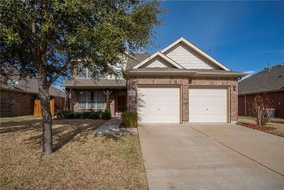 Grand Prairie TX Single Family Home For Sale: $316,000