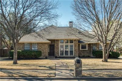 Lewisville Single Family Home For Sale: 1228 Cloudy Sky Lane