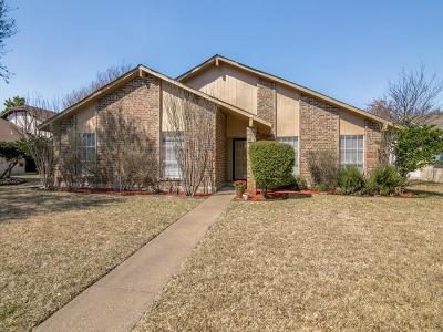 Richardson Single Family Home For Sale: 1903 Eastfield Drive