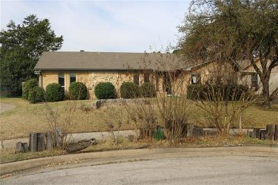 Irving Single Family Home For Sale: 1224 Janell Drive
