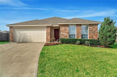 Fort Worth Single Family Home For Sale: 9528 Chiefton Way