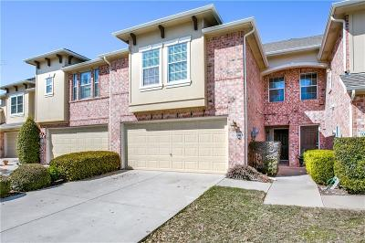 Frisco TX Townhouse For Sale: $270,000