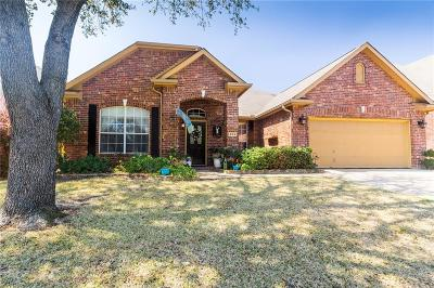 Highland Village Single Family Home For Sale: 409 Canberra Court