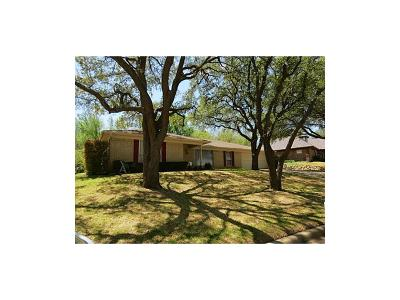 Fort Worth Single Family Home For Sale: 1513 Trafalgar Road