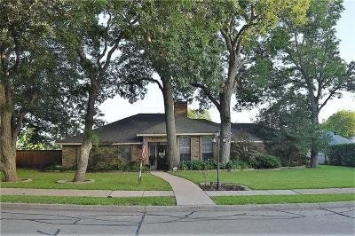 Rowlett Single Family Home For Sale: 3410 Oxford Drive