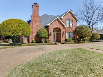 Fort Worth Single Family Home For Sale: 6712 Blue Meadow Drive