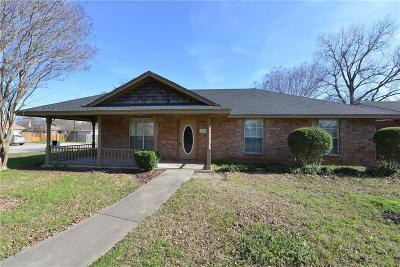 Waxahachie Single Family Home For Sale: 112 Myrtle Avenue