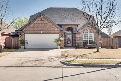 Fort Worth Single Family Home For Sale: 9040 River Falls Drive