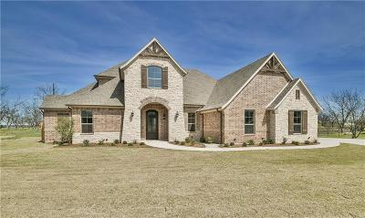 Granbury Single Family Home Active Option Contract: 9304 Spyglass Court