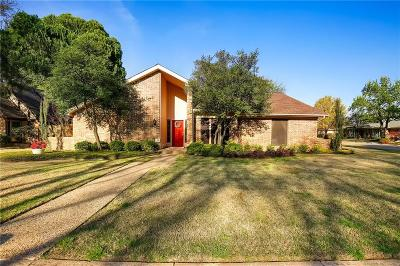 Farmers Branch Single Family Home For Sale: 13814 Wooded Creek Court
