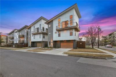 Dallas Townhouse For Sale: 2451 N Garrett Avenue
