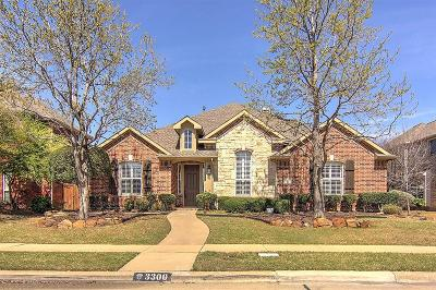 Frisco Single Family Home For Sale: 3300 Persimmon Lane