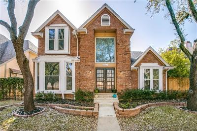 Irving Single Family Home For Sale: 9007 Saddlehorn Drive