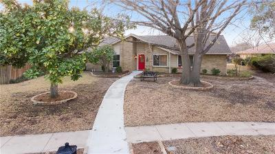 Single Family Home For Sale: 1507 Shannon Court