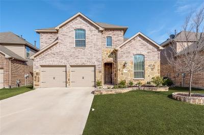 Fort Worth TX Single Family Home For Sale: $354,900