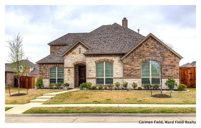 Sachse Single Family Home For Sale: 3119 Gentry Drive