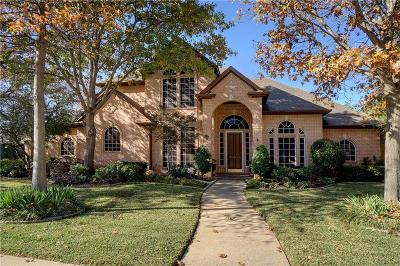 Keller Single Family Home Active Option Contract: 1012 Lark Haven Lane
