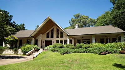 Cedar Creek Lake, Athens, Kemp Farm & Ranch For Sale: 1660 Robbins Road