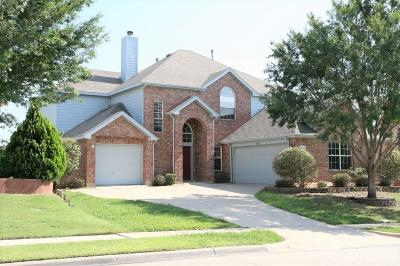 The Colony Residential Lease For Lease: 4012 Steepleridge Drive
