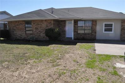 Waxahachie Single Family Home For Sale: 2028 Forreston Road