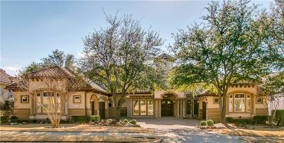 Frisco TX Single Family Home For Sale: $1,950,000