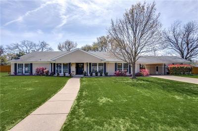 Dallas TX Single Family Home For Sale: $795,000